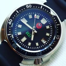 OCEANICA REEF DIVER AUTOMATIC 200M NH35 SEIKO 6105 HOMAGE