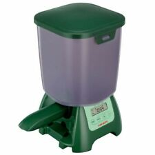 More details for fish mate p7000 automatic pond food feeder holiday new auto