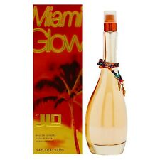 J. Lo Miami Glow Eau de Toilette Spray for Women 3.40 oz (Pack of 3)