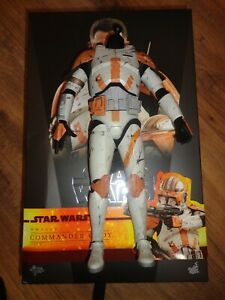 Hot Toys Star Wars ROTS Commander Cody MMS524 1/6 Sideshow Body Only