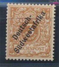 Allemand-sud-ouest de l'afrique 5b vérifier neuf 1898 émision surcharge (9036666