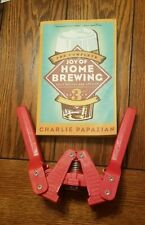 Home Beer Brewing Home Brew kit Includes Recipe book and bottle capper