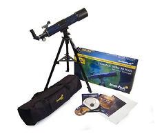 Levenhuk Strike 90 PLUS Telescope - 90mm Refractor & Amazing Kit of Accessories