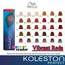Wella Koleston Perfect Permanent Hair Color Dye 60g  - Vibrant Reds Series