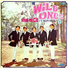 LISTEN THE WILD ONES ALBUM VOL.3 FUZZ SURF PSYCH GS JAPAN 1968 1ST CP-8444 LP
