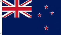 5' x 3' New Zealand Flag  National Flags Oceania Banner