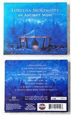 LOREENA MCKENNITT An Ancient Muse .. 2006 QR 9-Track Digipak CD