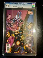 New Avengers #16.Now CGC 9.8
