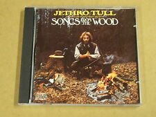CD / JETHRO TULL - SONGS FROM THE WOOD