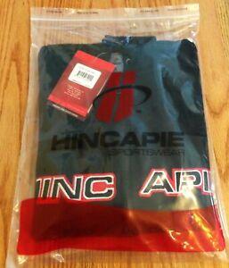 NWT Hincapie Size L Cycling L/S Sportswear Hoodie Hood Jacket USA CA MSRP $80 :)