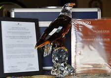 Swarovski S.C.S. AQUILA dalla testa bianca (The bald Eagle) limited edition 2011