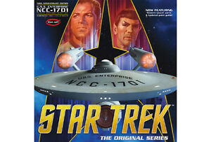 Polar Lights 1/350 Star Trek The Original Series Enterprise NCC1701 50th Anniver