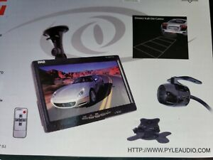 Pyle PLCMAUDI Audi Vehicle Specific Infrared Rear View Backup Camera