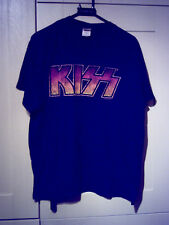 "KISS - 2006 VINTAGE ""KISS"" BLACK T-SHIRT (L)"
