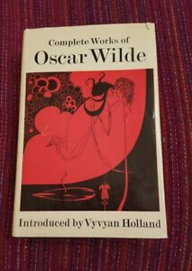 Complete Works Oscar Wilde Vyvyan Holland 1973