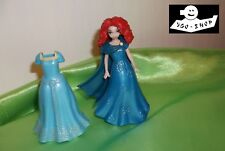 Disney mattel magiclip merida incl. 2 outfits vestidos x4946 Brave