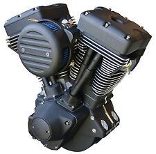 """Ultima® """"Black Out"""" 127 c.i. El Bruto® Motor for 1984-99 Harley & Custom Models"""