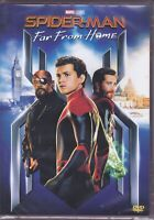 Dvd Marvel SPIDER-MAN FAR FROM HOME - AVENGERS - SPIDERMAN nuovo 2019