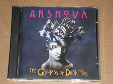 ARS NOVA - THE GODDESS OF DARKNESS - CD COME NUOVO (MINT)
