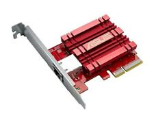 ASUS XG-C100C 10G Network Adapter PCI-E x4 Card with Single RJ-45 Port and built