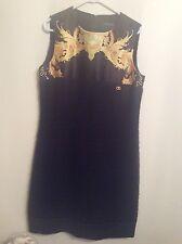 Roberto Cavalli dress size 48