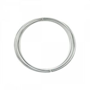 Sunlite SIS Cable Housing 7.6m 4mm White