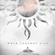 Godsmack - When Legends Rise (CD ALBUM)