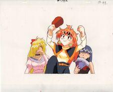 Anime Cel Slayers #259