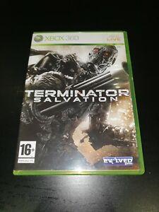 Terminator Salvation Microsoft Xbox 360 Game