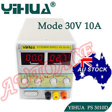 Adjustable Variable Power Supply Linear Mode 30V 10A Fan cooling 1YEAR WRT  AU