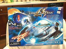 Lost In Space Deluxe Transforming Jupiter 2 Toy Space Ship Unsealed Trendmasters