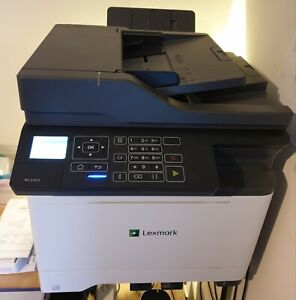 Lexmark MC2425 Colour Laser Printer with Wireless Network, feeder for scanning