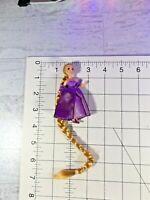 Mattel Polly Pocket Doll Size Disney Tangled. Super Cute.