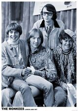 The Monkees - Vintage Musik Foto Poster - 23x33 UK Einfuhr 52406