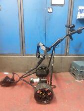 Powakaddy Compact Sport Freeway Titanium Golf Trolley Electric Golf Trolly