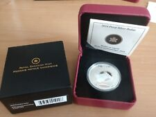 2010 CANADA STERLING SILVER PROOF DOLLAR Sackville