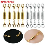 Necklace Bracelet Connector Buckle Magnetic Clasps  Jewelry Making Supplies