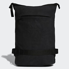 adidas Backpack Iconic Premium Black S Modern Bag Athletic Carry on