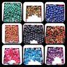 Lots Natural Gemstone Round Spacer Loose Beads - Choose 4MM 6MM 8MM 10MM DIY