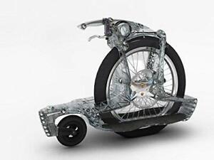 Gauswheel Spirit Stage 5 + Brake - Normal €439,-