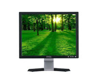 "Dell UltraSharp 17"" inch Desktop Computer PC LCD Monitor"