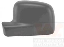 Fahrerseite Schwarz 2KH ab 03//04 VW Caddy Spiegelkappe Spiegel-Kappe links