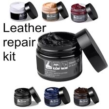 Car leather repair kit liquid care restoration auto