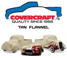 Covercraft Custom Car Covers - Flannel - Indoor Only - Available in Tan