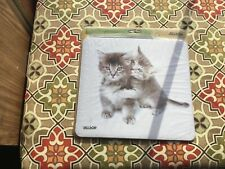 Cute Kitten cat mouse pad NEW sale helps cats at small shelter in KY