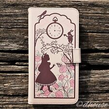 MADE IN JAPAN Wallet Case Alice in Wonderland for iPhone 6 Plus& iPhone 6s Plus