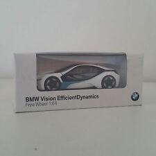 BMW Vision EfficientDynamics Studie 2012 DEALER Free Wheels Neu/OVP 1:64