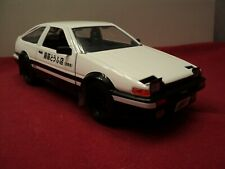 Jada 1986 Toyota Trueno (AE86)   New no box  1/24 scale  2018 release