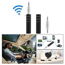 Wireless Bluetooth Receiver Handfree 3.5 Jack Audio AUX Adapter Sender