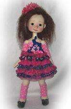 """Bermuda Cove D outfit for Nikki Britt 18"""" Bjd Pepper Annie/Wendy !Sale!"""